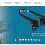 見えない脳の状態を感知する、未来的デバイス「MUSE」がすごい
