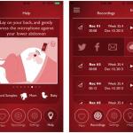 iPhoneで赤ちゃんの心拍を計測できるアプリ「My Baby's Beat」