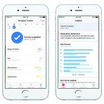 アップルが服薬治療管理アプリのための公式開発キット「CareKit」を提供開始予定