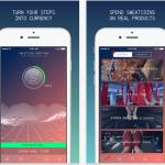 イギリスでも、歩くとポイントがもらえるアプリ「Sweatcoin」がリリース