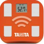 TANITAの体重計専用の健康管理アプリ「ヘルスプラネット」がついにiOSヘルスケア対応!