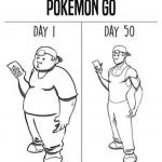 ポケモンGOで痩せた人続出!ポケモンGOのダイエット効果とその理由