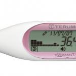 体温計だけで生理日予測!一年以上のデータを蓄積して表示する「テルモ女性体温計W525DZ」