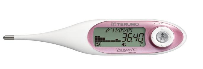 Amazon.co.jp: テルモ 電子体温計 WOMAN℃(ウーマンドシー) 【女性体温計(口中用) / 平均20秒・バックライト搭載】 データ送信タイプ: ドラッグストアから引用