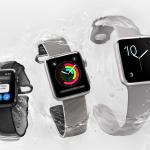 Apple Watch Series 2発表!スイミング対応の50m防水、GPS、心拍センサー搭載でよりフィットネス向けに進化