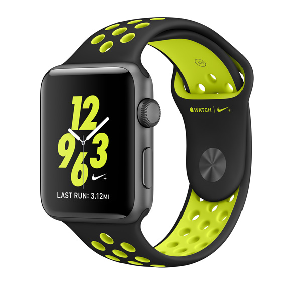 Apple Watch Nike+ - Appleから引用
