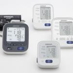 横断型健康データ管理アプリ「オムロンコネクト」対応の血圧計6種発売
