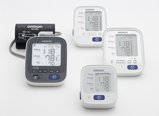 血圧計|商品情報 | オムロン ヘルスケアより引用