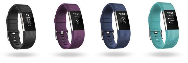 フィットビット Fitbit Charge 2を10月21日(金)より、Fitbit Flex 2を11月下旬より日本発売開始|Fitbitのプレスリリースより引用
