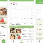 毎日の食事写真を記録できるアプリ「ライフミール」で食生活を改善しよう